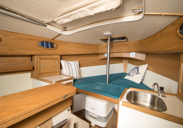 The Bluewater Cygnet 20